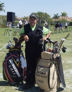 Mike Calbot golf instructor