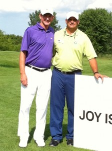 Joe Bosco Golf Instructor and Hank Haney