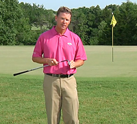 Shawn Humphries golf instructor on Golf In The Life Of