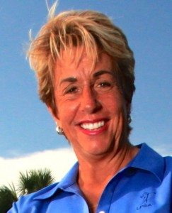 Deb Vangellow LPGA teacher of the year