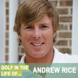 Andrew Rice Golf Instruction Interview