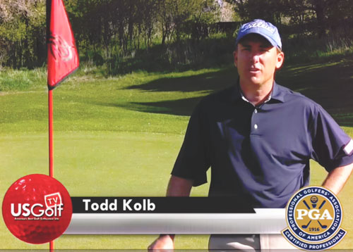 Todd Kolb Golf Instructor South Dakota