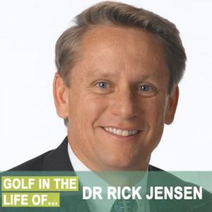 Dr Rick Jensen Golf Coach