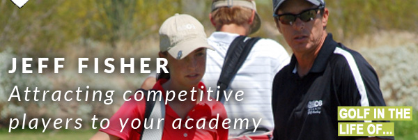 Jeff Fisher Golf Instruction  - Junior Coaching