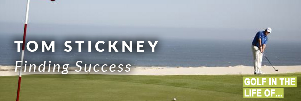 Tom Stickney Golf Instruction Success