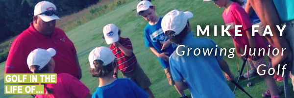 Mike Fay Growing Junior Golf