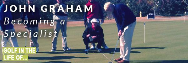 John Graham Finding a specialty / niche