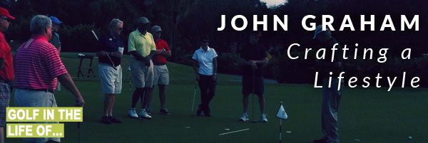 John Graham Golf instruction lifestyle