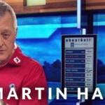 Martin Hall : Hard work and open doors
