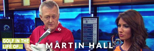 Martin Hall Golf school of golf channel
