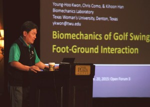 dr kwon golf biomechanics