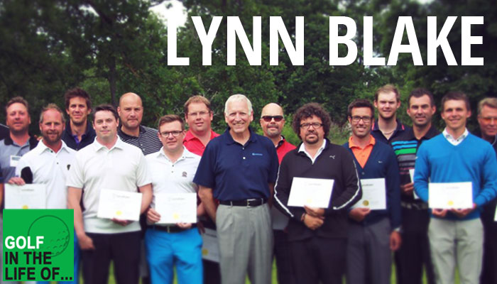 lynn blake golf instruction