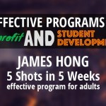 James Hong – Discover How to Create a Program that Generates Results