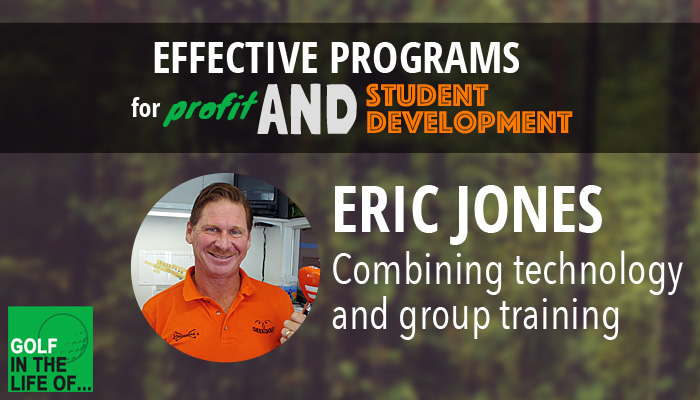 eric jones group training and technology