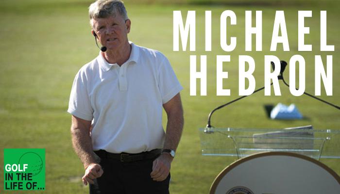 michael hebron Golf instructor