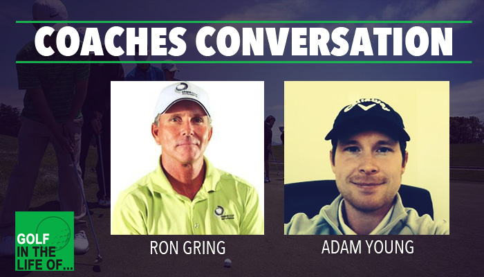 golf coaches conversation