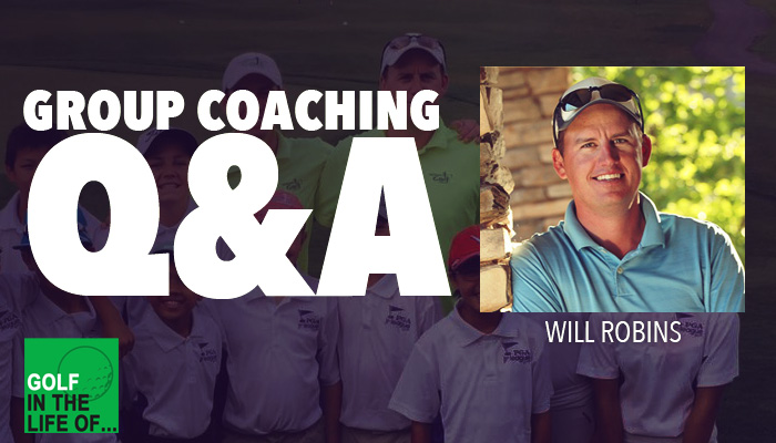 Will Robins group coaching Q&A