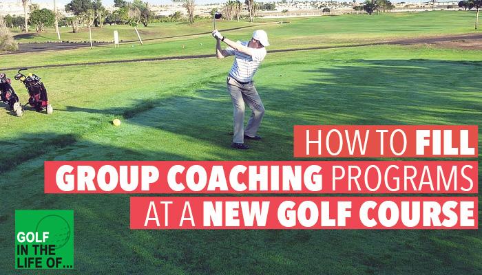 Fill group coaching programs