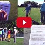 VIDEO – The Dollar Putt + JR camps + 18 Holes w/ Brad Pluth