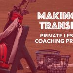Making the Leap: 1 hour private lessons to  Coaching Programs