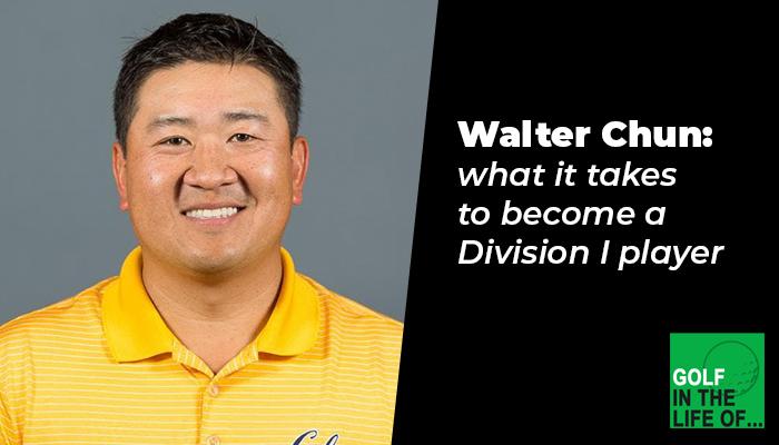 Walter Chun Cal Head Coach